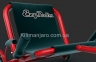 Самокат-каталка Ezr EzyRoller Classic Neon Red (EZR1NR) 5