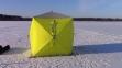Палатка для зимней рыбалки Сахалин 2 0