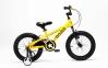 Велосипед RoyalBaby BULL DOZER 18, черный 0