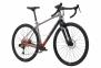 Велосипед 28 Marin GESTALT X10  2020 Satin Silver/Gloss Orange to Black Fade 0