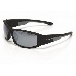 Очки велосипедные XLC 'Cayman' оправа черная, стекла затемненные