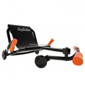 Самокат-каталка Ezr EzyRoller Classic Black Orange (EZR1BLO)