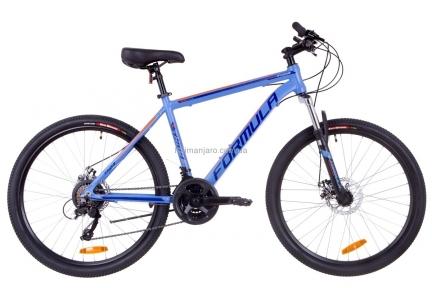 Велосипед 26 Formula THOR 2.0 AM 14G  DD  Al синий (м)  2019