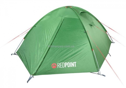 Трехместная туристическая палатка  Redpoint Steady 3 EXT