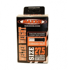 maxxis Камера Maxxis Welter Weight (IB75080100) 27.5x1.90/2.35 AV 51750801