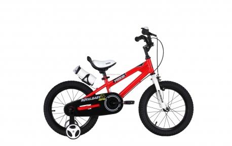 Велосипед RoyalBaby FREESTYLE 16, красный