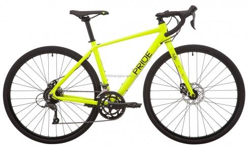 Велосипед 28 Pride ROCX 8.1 лайм 2019