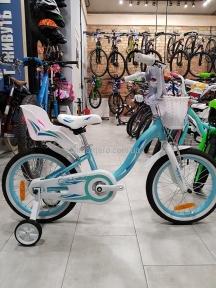 Велосипед VNC 16 Miss, 1619-FA-BW, 22сm