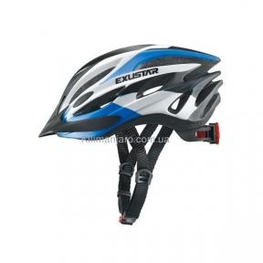 Шлем EXUSTAR BHM107 голубой, размер S/M 55-58 см