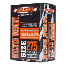 maxxis Камера Maxxis Welter Weight (IB75078400) 27.5x1.90/2.35 FV 51750784