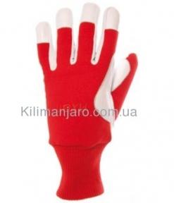 axon Велоперчатки Axon 507 Red Размер M 32756