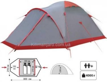 Экспедиционная палатка Tramp Mountain 2