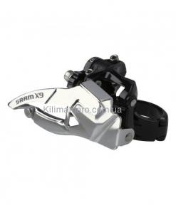 Переключатель передний SRAM X.9 31.8мм 10 ск, нижнее крепление