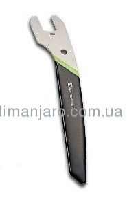Конусный ключ с прорезиненной ручкой 17мм Birzman