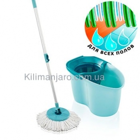 Набор для уборки Leifheit Clean Twist Mop Active (56793)