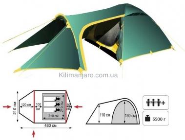Универсальная палатка Tramp Grot