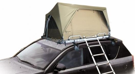 Автомобильная палатка Tramp Top Over