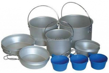 Комплект посуды Tramp TRC-002