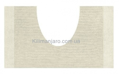 spirella Двухсторонний коврик для ванной хлопковый - LINEA 55х55 см 10,08249