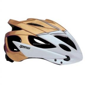 Шлем Tempish SAFETY, бело-золотой