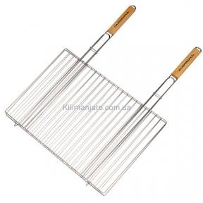 Решетка двойная с двумя ручками 48*27,5/CMZ018