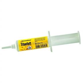 Смазка титановая (консистентная) Hanseline Titanfett, 20 мл