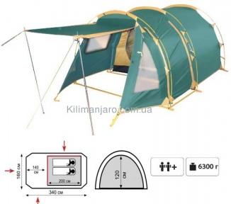 Универсальная палатка Tramp Octave 2