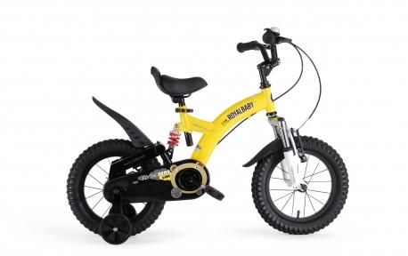 Велосипед RoyalBaby FLYBEAR 18, желтый