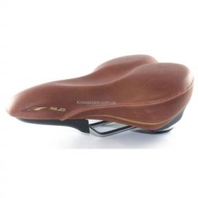 Седло 'Everyday' XLC SA-E04, коричневое