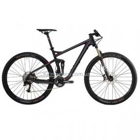 Велосипед Bergamont Contrail 8.4 (2014) / рама 51см (черный/серый/красный)