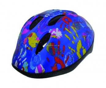 Шлем детский BELLELLI HAND blue