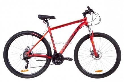 Велосипед 29 Formula THOR 2.0 AM 14G  DD  рама-20 Al красный (м)   2019