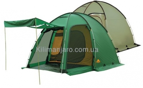 Палатка ALEXIKA Minesota 4 Luxe Alu