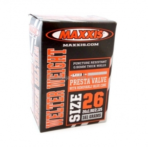 maxxis Камера Maxxis Welter Weight (IB63464200) 26x1.90/2.125 FV 51634642