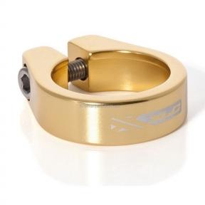 Зажим для подседельной трубы PC-B05, D34,9 мм, золотистый XLC