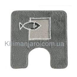 spirella Коврик в ванную Spirella ANDROS серый 50х50 см 10,08196