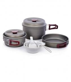 Набор туристической посуды Kovea KSK-WH23 Hard 23