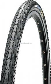 Покрышка Maxxis 26x1.75 (TB64110600) Overdrive, Kevlar Belt 60TPI, 70a/reflect.