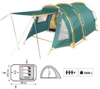 Универсальная палатка Tramp Octave 3