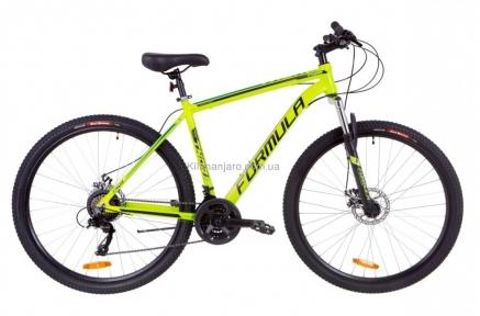 Велосипед 29 Formula THOR 2.0 AM 14G  DD  рама-20 Al салатно-черный с бирюзовым (м)  2019