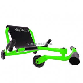 Самокат-каталка Ezr EzyRoller Classic Black Green (EZR1G)