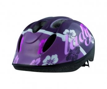 Шлем детский BELLELLI PINK LADY, размер M