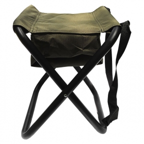 Стул складной с сумкой Рыбацкий - Кенгуру Time Eco