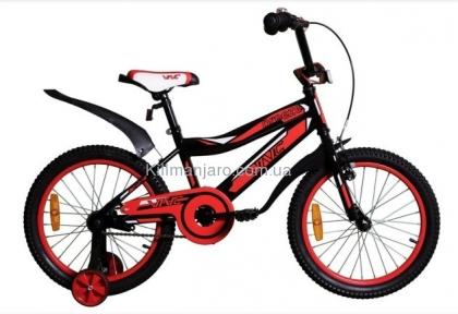 Велосипед VNC 20 Breeze (2017-GS-OB) 26см оранжево-черный
