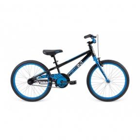 Велосипед 20'' APOLLO Neo Boys Gloss Charcoal / Gloss Blue 2017