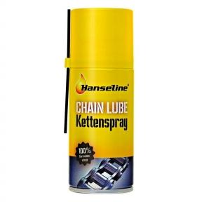 Смазка для цепи Спрей Chaine Lube Нanseline Kettenspray, 150мл