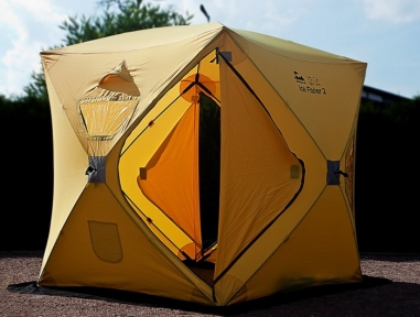 Зимняя палатка Tramp Ice Fisher 2