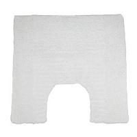 spirella Двухсторонний коврик для ванной хлопковый - LINEA, белый 55х55 см 10,08254