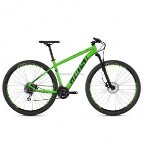 Велосипед Ghost Kato 3.9 29 зелено-черный 2019