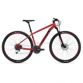 Велосипед Ghost Kato 4.9 29 рама M красно-черный 2019